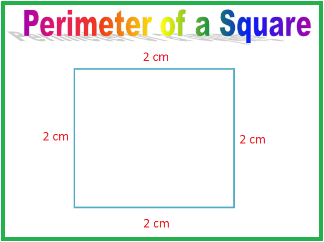 Perimeter of a Square
