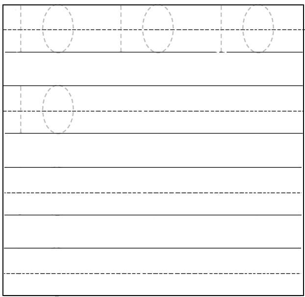 Worksheet on Number 10   Preschool Number Worksheets ...