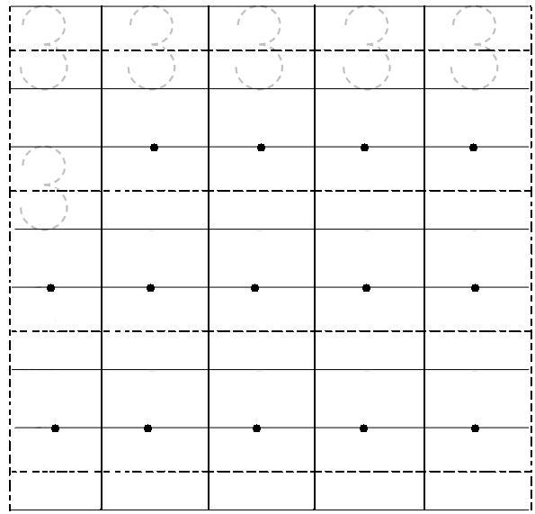 printable worksheet on number 3 preschool number worksheets. Black Bedroom Furniture Sets. Home Design Ideas