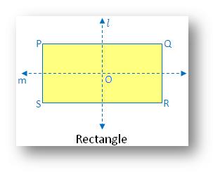 Rectangle Line Symmetry