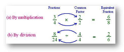 simplest form examples  Conversion of a Fraction into its Smallest and Simplest Form ...