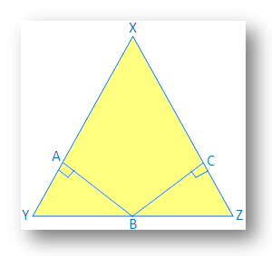 Right Angle Hypotenuse side Congruence Triangles