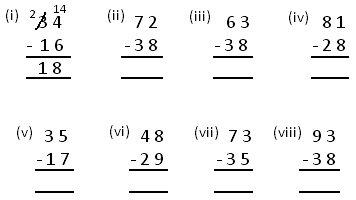 second grade math worksheet