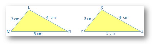 Side Side Side Congruence
