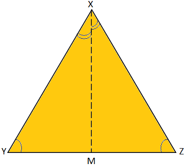 Sides Opposite to the Equal Angles of a Triangle are Equal