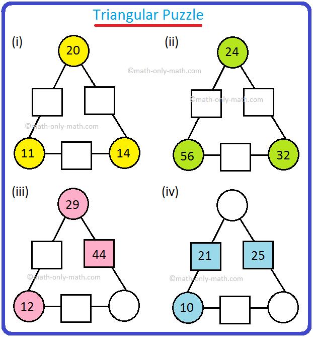Triangular Puzzle