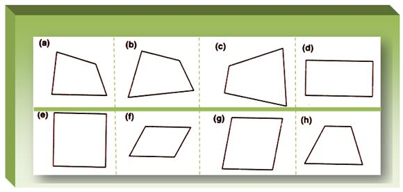 What Is A Quadrilateral Symbol Of A Quadrilateral Rectangle