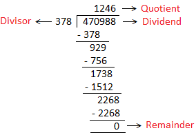 Word Problems on Division and Multiplication of Whole Numbers